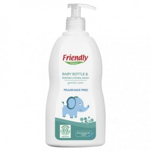 Friendly Organic, Płyn do mycia butelek 500ml