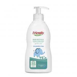 Friendly Organic Płyn do mycia butelek 300ml